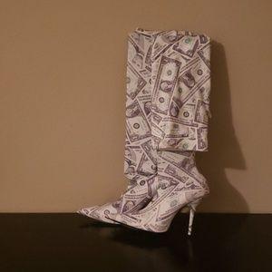 Shoes - Balenciaga OTK Boots